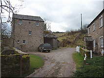 NY6120 : Track at King's Meaburn Mill by Karl and Ali