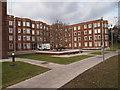 SK5644 : Nottingham - City Hospital by David Hallam-Jones