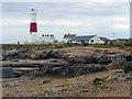 SY6768 : Portland Bill - Lighthouse by Chris Talbot