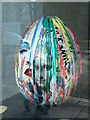 TQ2880 : Egg 151 in The Fabergé Big Egg Hunt by PAUL FARMER