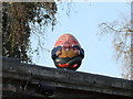 TQ2979 : Egg 103 in The Fabergé Big Egg Hunt by PAUL FARMER