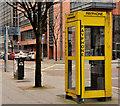 J3373 : Telephone box, Belfast (6) by Albert Bridge