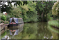 SJ7459 : Trent and Mersey Canal west of Wheelock, Cheshire by Roger  Kidd
