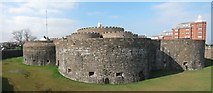 TR3752 : Deal Castle by Oast House Archive