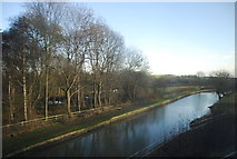 SP6165 : Grand Union Canal by N Chadwick