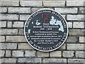 NZ2463 : Plaque in South Street by Keith Edkins