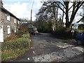 SX0671 : Rails which remain at Hellandbridge by David Smith