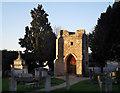 TQ3975 : Old St Margarets Tower by Des Blenkinsopp