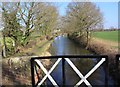 SP1663 : View from Green Lane Bridge by David P Howard
