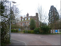 TL4358 : House in Adams Road by Marathon