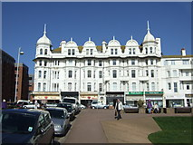 TQ7407 : Shops and apartments, Bexhill by JThomas