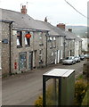 SO2408 : Forgeside Post Office and shop, Blaenavon by Jaggery