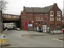 SJ8499 : The Charter Street Ragged School and Working Girls' Home, Dantzic Street by David Dixon