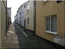 SY6878 : Weymouth - Belmont Street by Chris Talbot