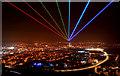 J4772 : 'Global Rainbow', Newtownards by Rossographer