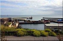 NZ4349 : Seaham Harbour by Steve Daniels