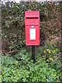 TM4881 : Main Road Postbox by Adrian Cable