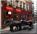 TQ3181 : Coach and Horses Indeed by Des Blenkinsopp
