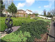 J4844 : The Gardens of St Patrick's Centre, Downpatrick by Eric Jones
