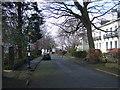 SJ3884 : North Road, Grassendale Park by JThomas