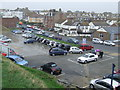 TV4899 : Car park in Seaford by Malc McDonald