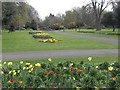 O1732 : Early spring in Herbert Park by Ian Paterson