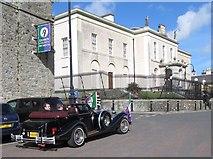 J4844 : The Downpatrick Crown Court by Eric Jones