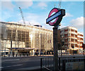 TQ3180 : Blackfriars Station by Des Blenkinsopp