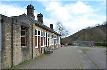 SK1373 : Millers Dale Station by Ashley Dace