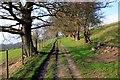 SJ1266 : The Clwydian Way by Jeff Buck
