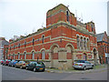 SY6878 : Weymouth - Former Methodist Church by Chris Talbot