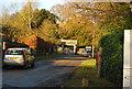 TQ6242 : Lych gate, Pembury Old Parish Church by N Chadwick
