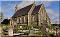 J3057 : The Church of the Ascension, Annahilt (1) by Albert Bridge