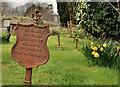 J3057 : Church graveyard, Annahilt (3) by Albert Bridge