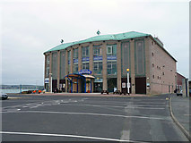 SY6878 : Weymouth - The Weymouth Pavilion by Chris Talbot