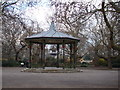 TQ2776 : The Bandstand by Robert Lamb