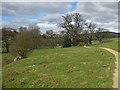 SE6796 : Walkers in Farndale by Pauline E
