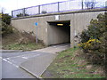 TM2445 : Subway under the A12 Martlesham Bypass by Geographer