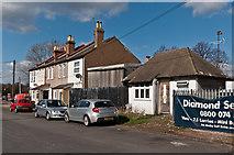 TQ4667 : Sanderstead Road by Ian Capper