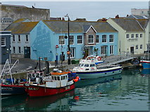 SY6778 : Weymouth - The Ship Inn by Chris Talbot