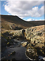 NY5210 : Sleddale Beck and Todcrags by Karl and Ali