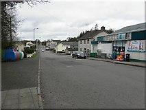 H6257 : Church Street, Ballygawley by Kenneth  Allen