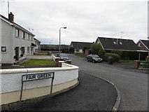 H6257 : Fair Green, Ballygawley by Kenneth  Allen