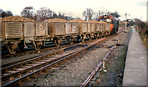 N8767 : Beet train, Navan by Albert Bridge