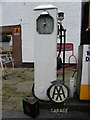H6357 : Avery Hardoll petrol pump, Ballygawley by Kenneth  Allen