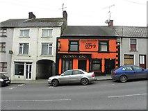 H6357 : Quinn's Bar & Tiffy's, Ballygawley by Kenneth  Allen