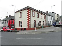 H6357 : Former Courthouse and Market house, Ballygawley by Kenneth  Allen