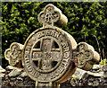 J5252 : Celtic cross, Killyleagh by Albert Bridge