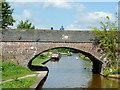SJ8057 : Bridge No 140 at Rode Heath, Cheshire by Roger  Kidd