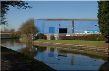 TQ2182 : Hireman, Apex Industrial Estate by Derek Harper